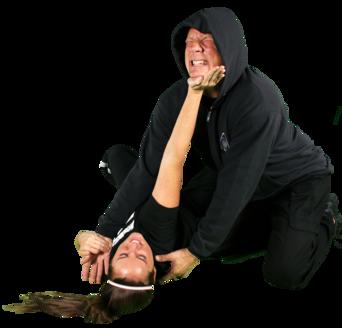 Inspired ATA Martial Arts self-defense krav
