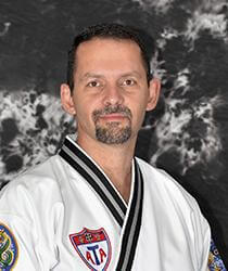 Inspired ATA Martial Arts owner